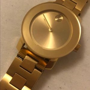 MOVADO BOLD WOMANS WATCH